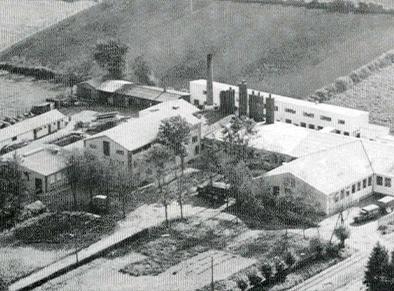 Zentrale Böklunder 1945