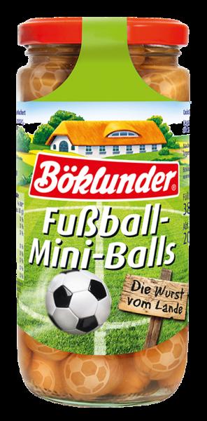 Böklunder Fußball-Mini-Balls
