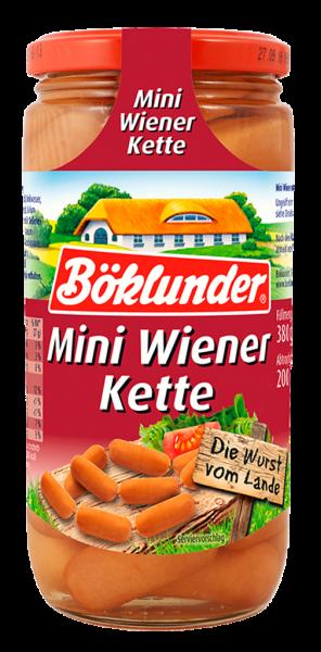 Böklunder Mini Wiener Kette
