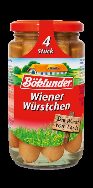Böklunder Wiener Würstchen
