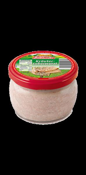 Böklunder Kräuter-Leberwurst
