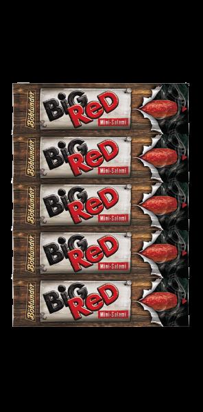 Big Red Mini-Salami