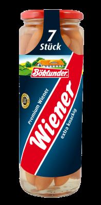 Böklunder Premium Wiener