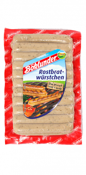 Böklunder Rostbrat-würstchen
