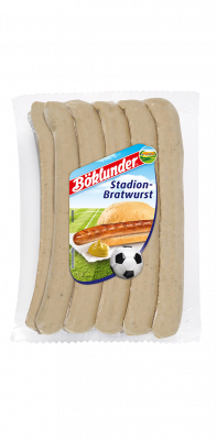 Böklunder Stadion-Bratwurst