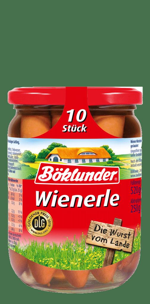 Böklunder Wienerle