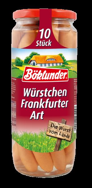Böklunder Frankfurter